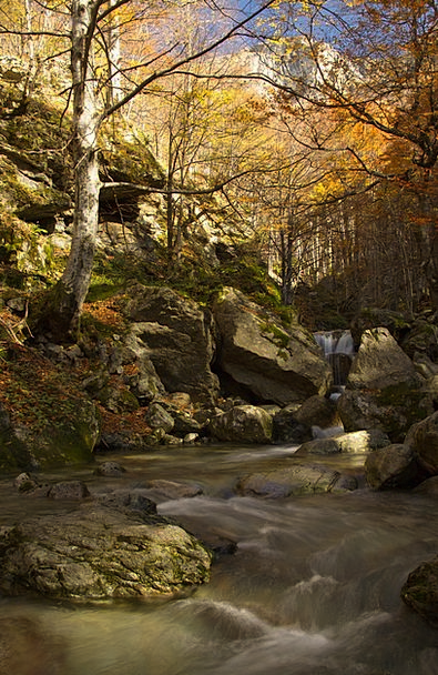 River Stream Landscapes Crag Nature Nature Country