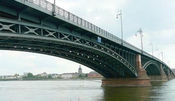 Bridge Bond Construction Building Steel Bridge Str