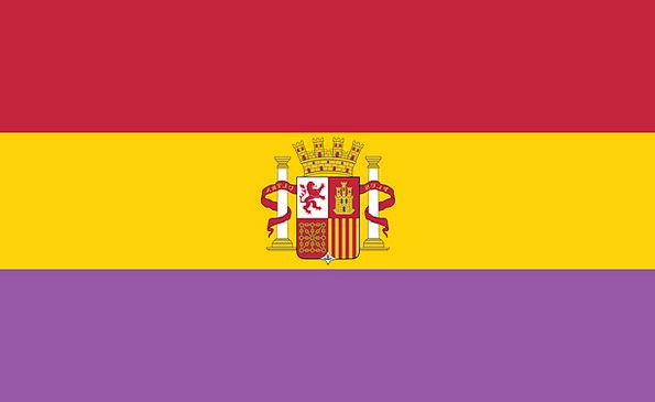 Spain Standard Spanish Flag Free Vector Graphics R