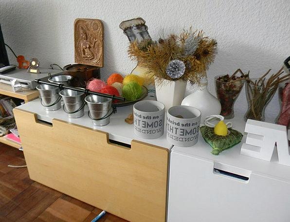 Decoration Beautification Urns Contemporary Modern