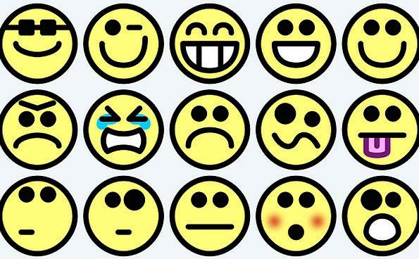 Emoticons Smilies Smileys Emotion Smiley Smiling S