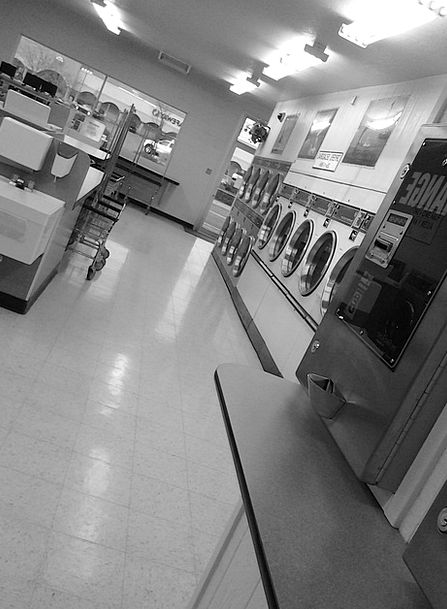 Washing Room Laundry Washroom Restroom Washing Spi