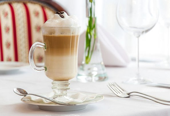 Coffee Chocolate Macchiato Latte Restaurant Eatery