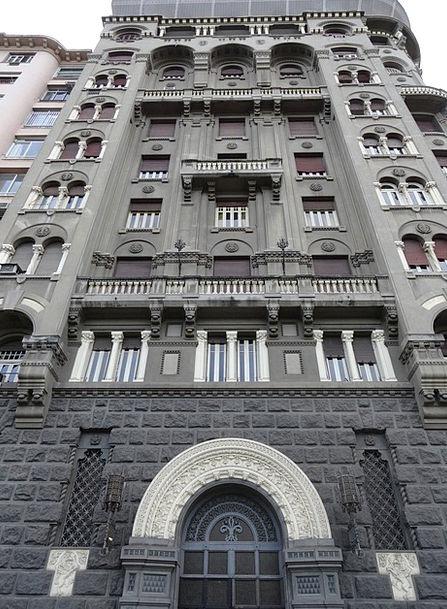 Flemish Rio De Janeiro Old Building