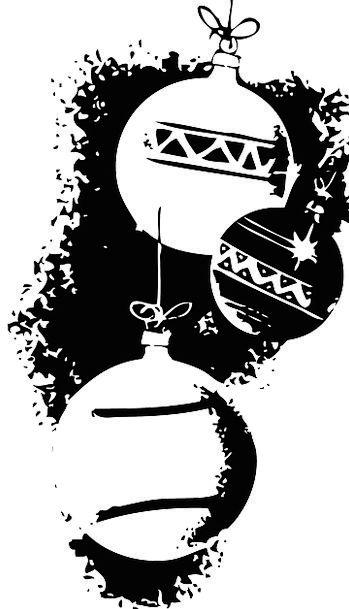 Ornaments Knick-knacks Beautification Black Dark D