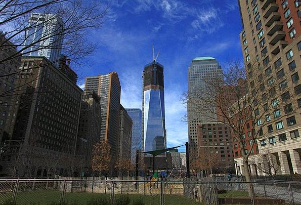 New Novel Buildings Architecture City Urban York M