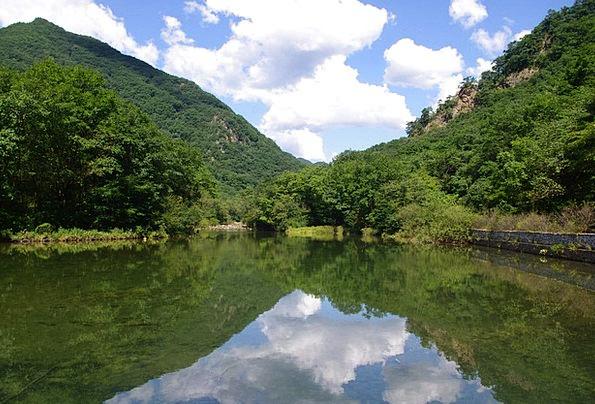 Liaoning Province Shihe Benxi Po