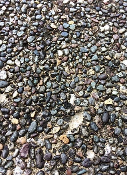 Pebbles Gravels Textures Ancient Backgrounds Patte
