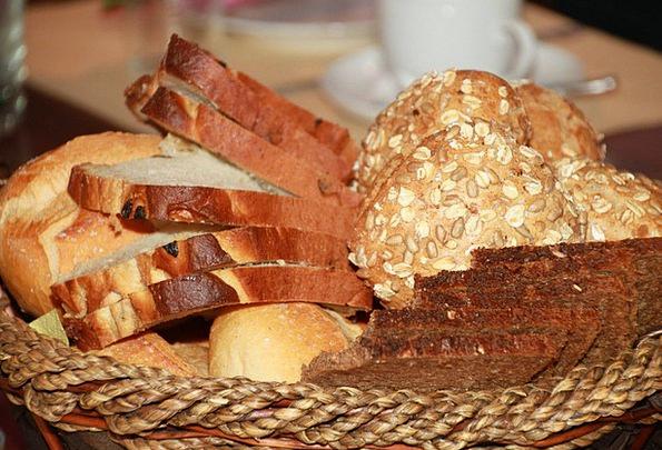 Bread Cash Drink Food Breakfast Mealtime Breadbask