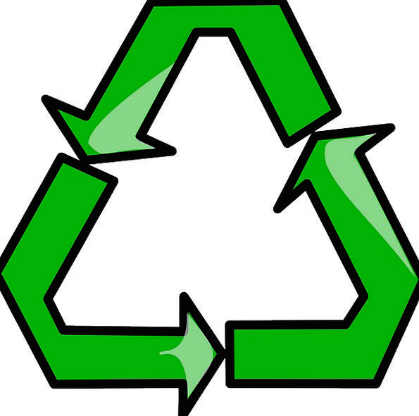 Recycle Reprocess Sign Recycling Reprocessing Symb
