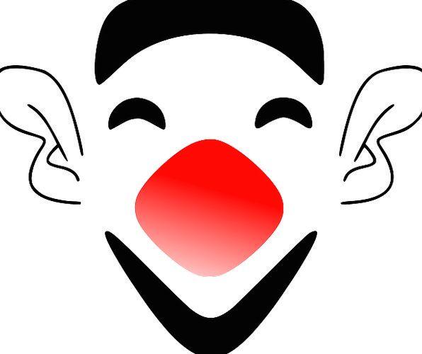 Clown Joker Circus Event Face Joy Costume Clothing