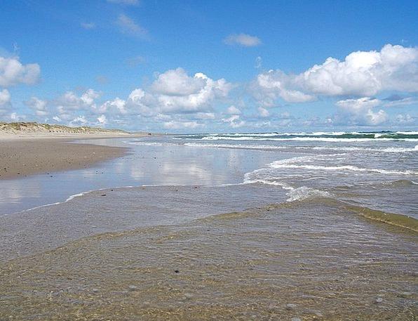 North Sea Vacation Travel Wadden Sea Watts Mecklen