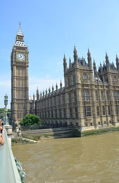 Big Ben Assembly London Parliament