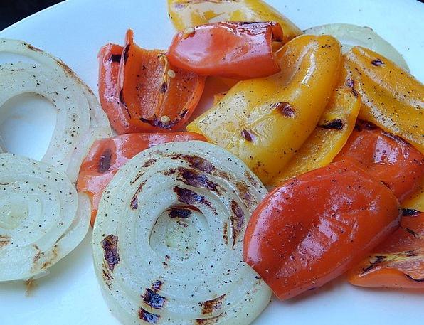 Grilled Veggies Lactovegetarians Healthyeats Veggi