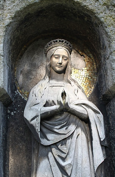 Pray Request Consecrated Woman Lady Holy Maria Cem