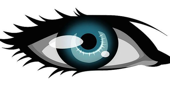 Eye Judgment Observing Eyeballs Watches Looking Wa
