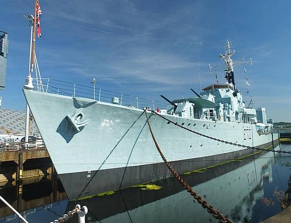 Warship Traffic Vessel Transportation Grey Old Shi