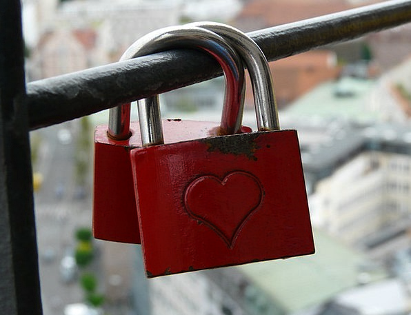 Love Locks Fortresses Padlocks Locks Castles Etern