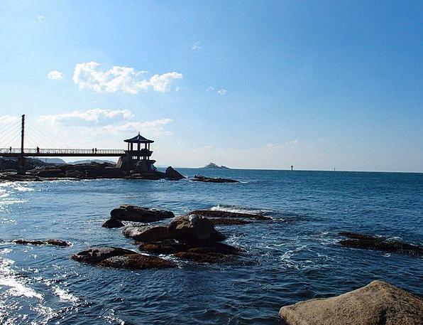 Sea Marine Season Sokcho Winter Winter Sea Rock Ga