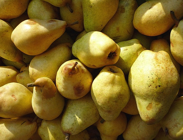 Pears Drink Ovary Food Fruits Ovaries Fruit Sweet
