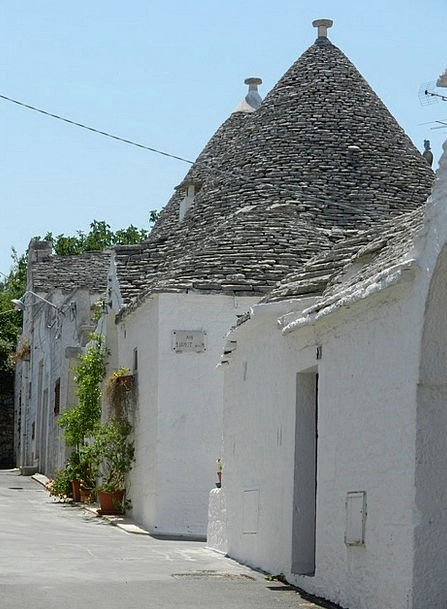Trullo Buildings Household Architecture Italy Hous