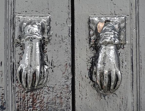 Bell Church bell Door Entrance Door Opener Hand Po