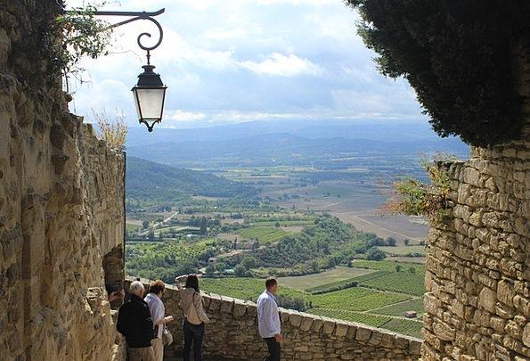 Gordes Landscapes Nature France Provence Landscape