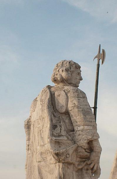 Statue Figurine Italy Vatican