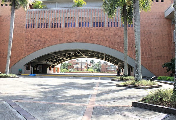 Cali Campus Site Colombia College School Javeriana