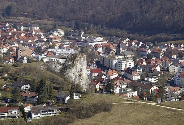 Blaubeuren Buildings Community Architecture Swabia