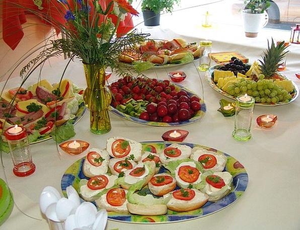 Feast Banquet Rock Invitation Invite Buffet