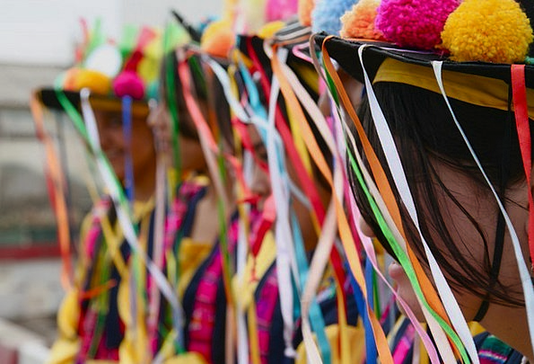 Dancers Ballerinas Lassies Dance Ball Girls Color