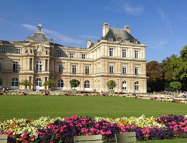Gardens Parks Paris Luxembourg