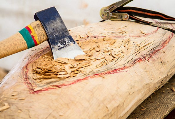 Axe Knife Tool Instrument Wood Chop Wood Timber Ed