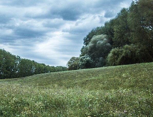 Cloudy Overcast Landscapes Blue Nature Nature Coun