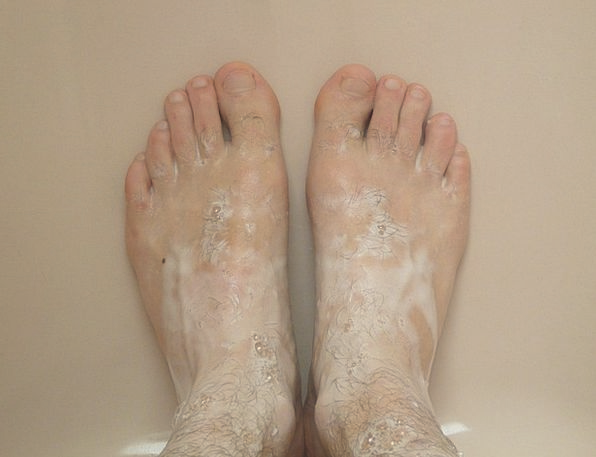 Feet Bases Evil Part Of The Body Bad Bath Ten Wash