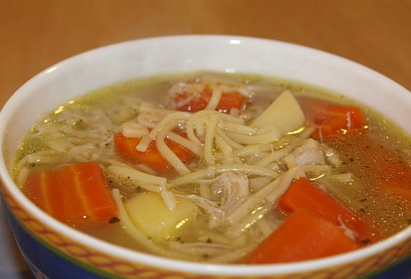Soup Broth Drink Food Eat Bother Chicken Soup Food