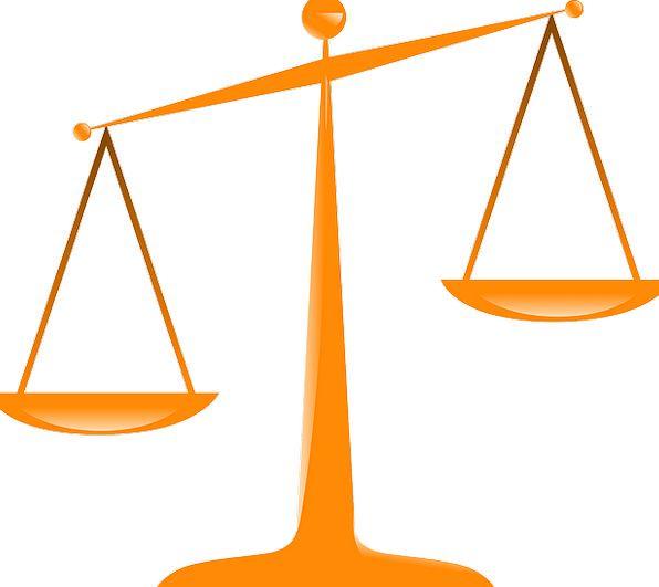 justice  fairness  balances  orange  carroty  scales Uneven Balance Scale Clip Art Balance Scale Clip Art Cute