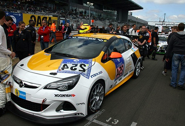 Motorsport Opel Car Racing
