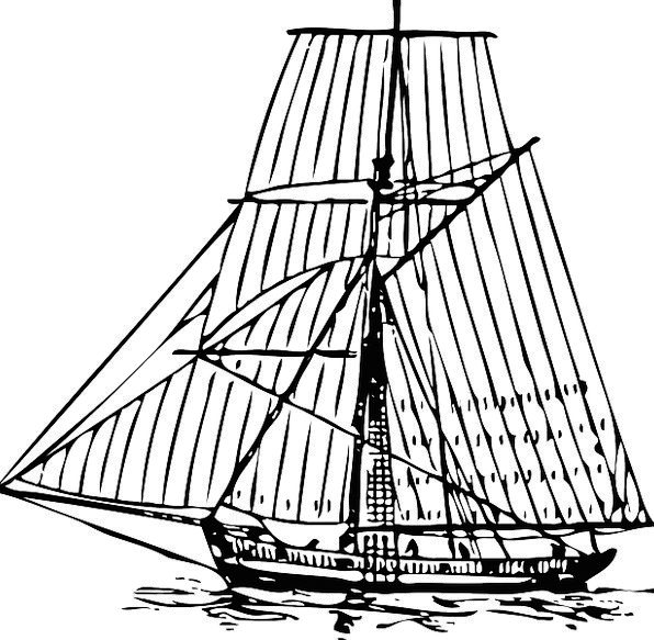 Sailboat Dinghy Vacation Travel Ship Boat Luxury S