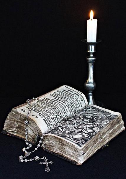 Faith Confidence Religion Bible Christianity Book