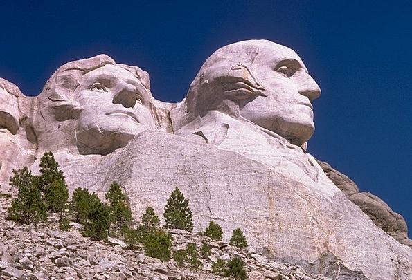 Mount Rushmore Buildings Architecture Thomas Jeffe