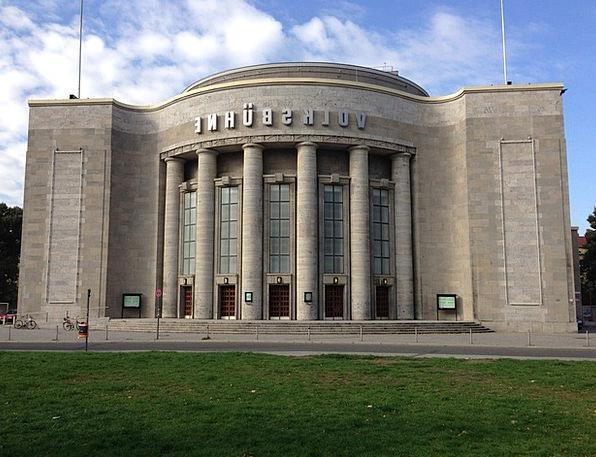 Volksbühne Buildings Architecture Culture Ethos Be