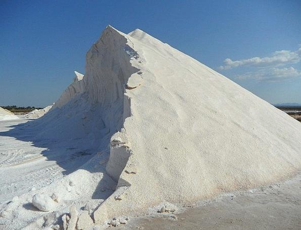 Salt Salty Craft Industry White Snowy Salzberg Sal