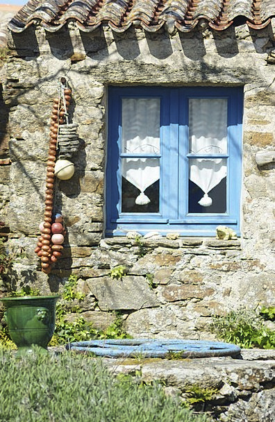 House Household Buildings Architecture Breton Brit