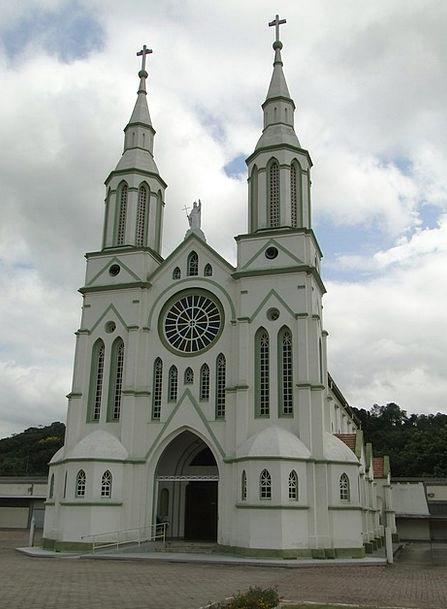 Church Ecclesiastical Santa Catarina Apiúna Christ