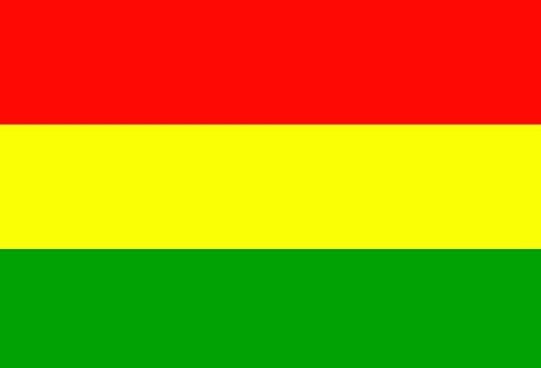 Bolivia Standard National Nationwide Flag Symbol S