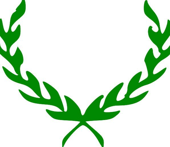 Laurel Wreath Respects Laurels Successes Honors Tr