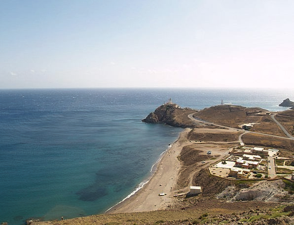 Cabo De Gata Vacation Travel Beaches Seashores Alm