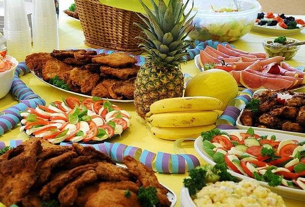 Buffett Bananas Crazy Pineapple Yellow Creamy Cold